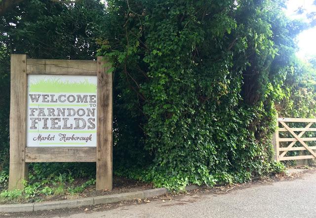 Entrance to Farndon Fields Farm Shop