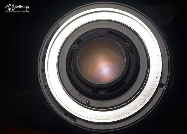 Sigma XQ Mini Zoom 39-80mm f/3.5 Macro