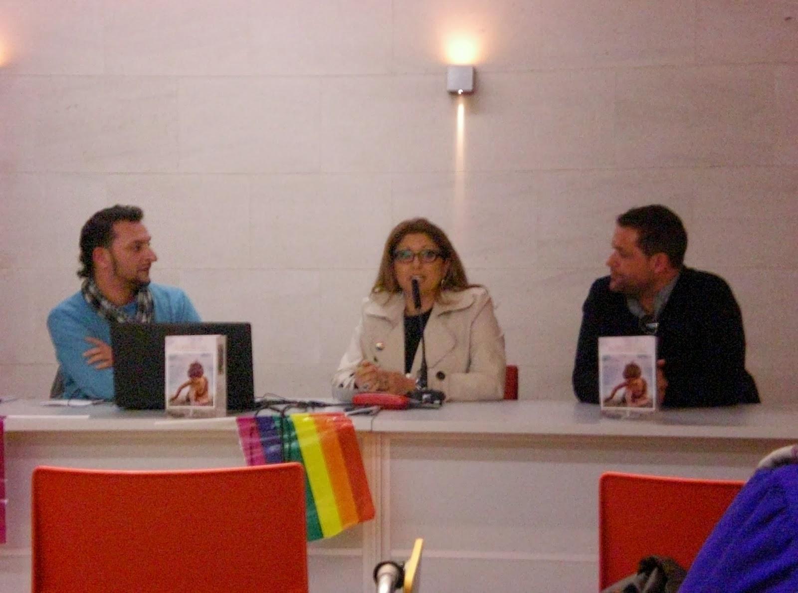 """El Blog de María Serralba - Presentación """"El Dios del faro"""" Sant Joant d´Alacant"""