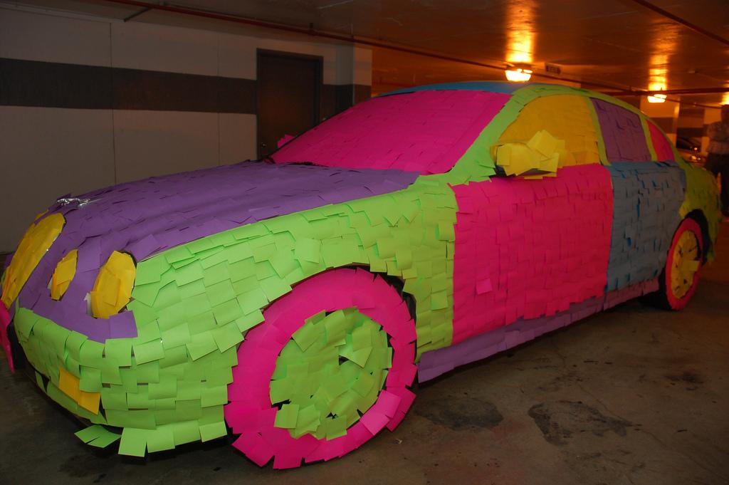 Embrulho auto | Troll - Soluções para eventos