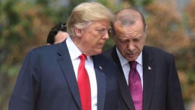 امريكا, فرض عقوبات على تركيا, تركيا,