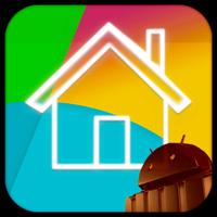 KitKat Launcher Prime v2.4 Apk free Download