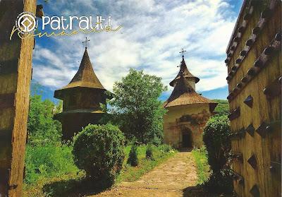 Unesco World Heritage site Romania