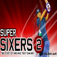 Play Super Sixers 2 Cricket Game