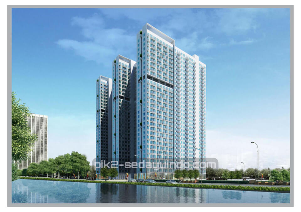 Osaka Riverview Apartemen PIK2