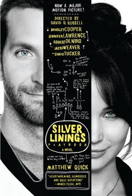 The Silver Linings Playbook by Matthew Quick - book cover