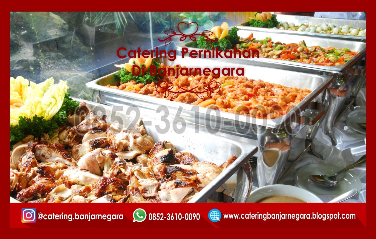 catering pernikahan di Banjarnegara, jual nasi kotak, 0852-3610-0090