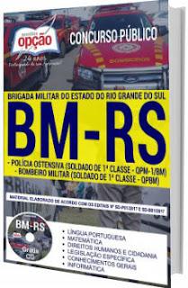 Apostila Concurso PM RS 2017