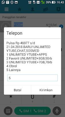 Paket Obrol Indosat Nelpon Murah Terbaru 2019