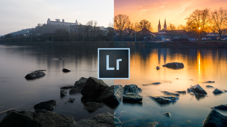 Lightroom CC Masterclass - Landscape Photography Workflow - Udemy coupon