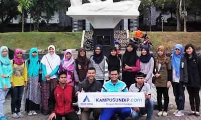 KAMPUSUNDIP.COM Siapkan Program Inovatif Sambut Status Sebagai Komunitas Pers