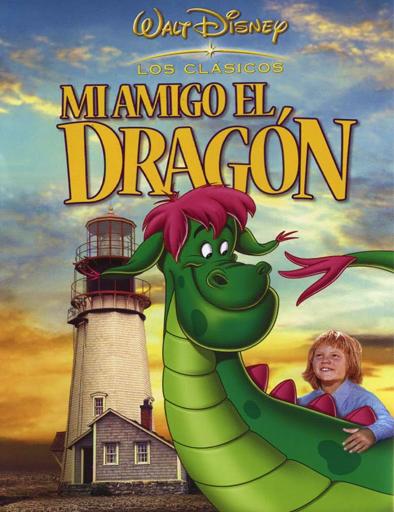 Ver Mi amigo el dragón (Pete's Dragon) (1977) Online
