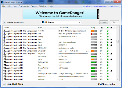 gameranger online