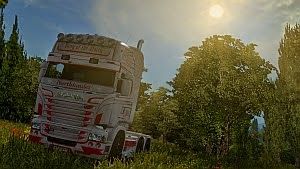 King Of North skin for Scania RjL