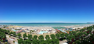 Riccione foto panoramica