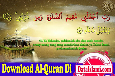 Download Surat Ibrahim Mp3 Suara Merdu Full Ayat Pilihan