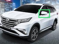 Harga Dan Fisik : Spion Kanan Daihatsu All New Terios 2018
