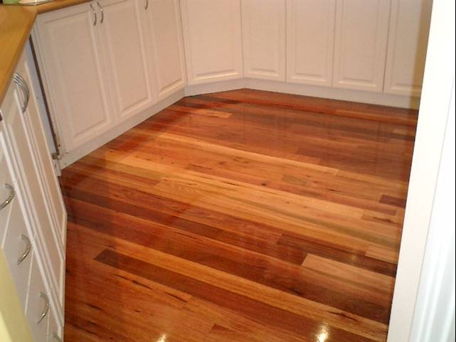 Real Wood Flooring VCS: Karri Harder Than Jarrah