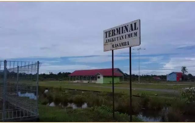 H-5 Lebaran Lutra, Banyak Terminal Bayangan, Terminal Masamba Kosong