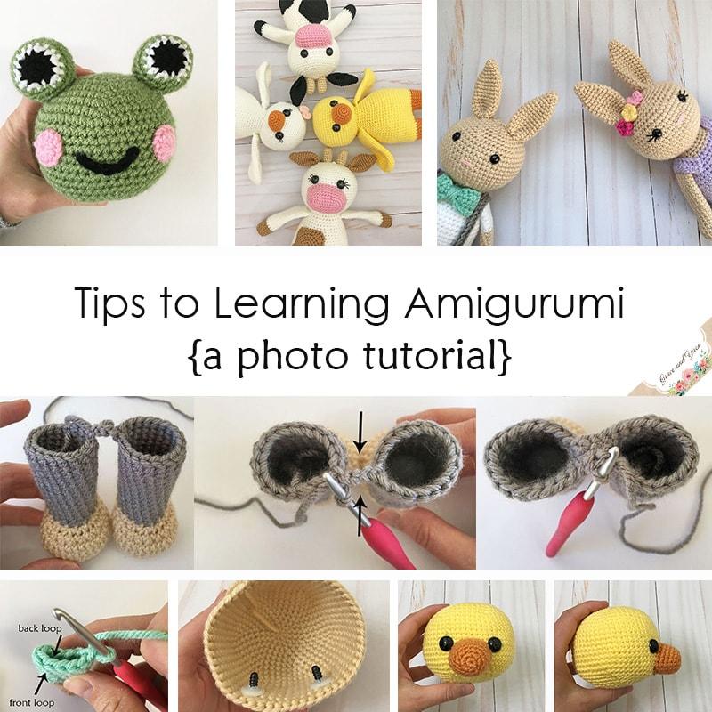 Cómo tejer un amigurumi Pingüino fácil y paso a paso (Parte 1 ...   800x800