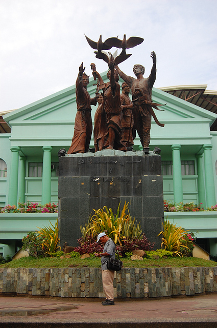 Make It Davao: Commemorative Monument of Peace and Unity