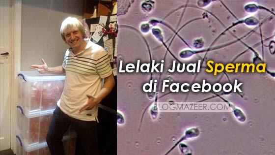Lelaki Jual Sperma di Facebook