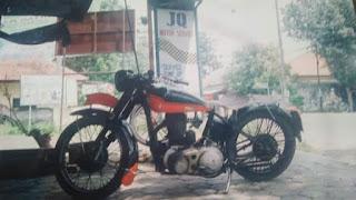 Dijual bsa m21 kondisi mesin sehat gearbox waras th 48