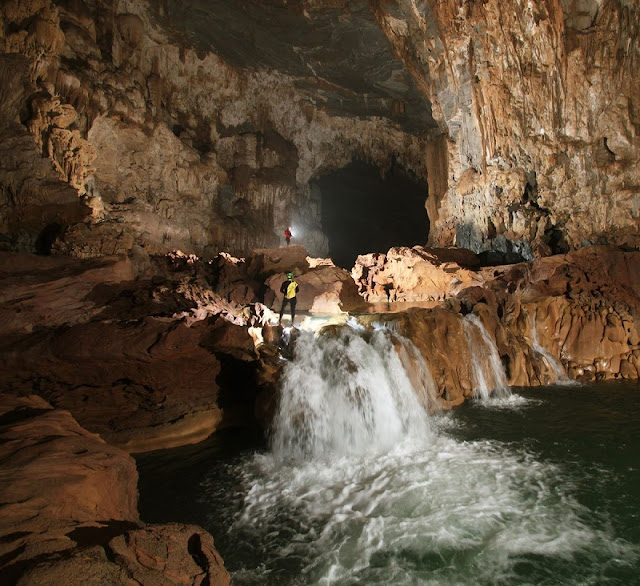 Tours to new cave in Quang Binh now open 2