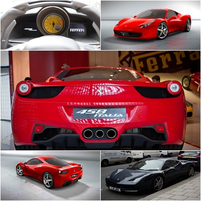 Laferrari car windows 8 theme | download sak karepmu.