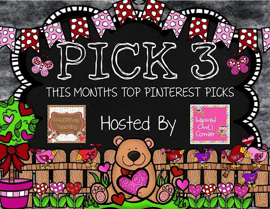 Pinterest Pick 3 Party