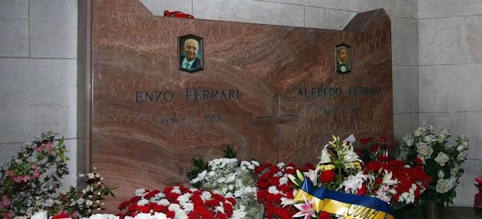 Policia italiana frustró el secuestro del cuerpo de Enzo Ferrari