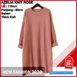 LST0091L133 Azelia Knit Tunik BMGShop