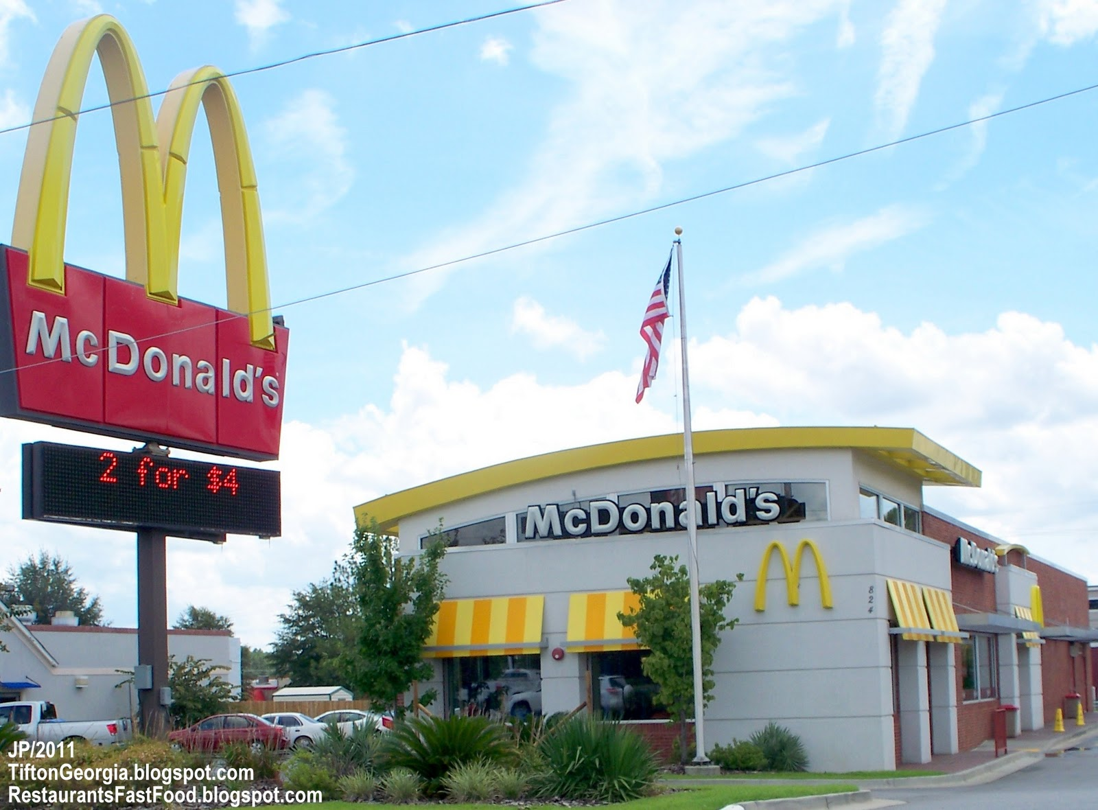 Tifton Ga Fast Food
