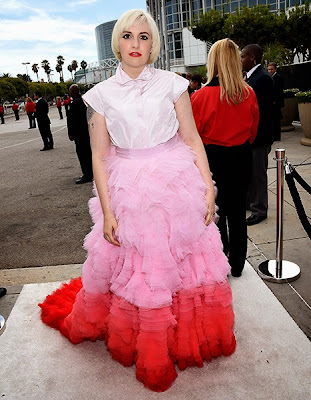 lena dunham 66th Emmy Awards