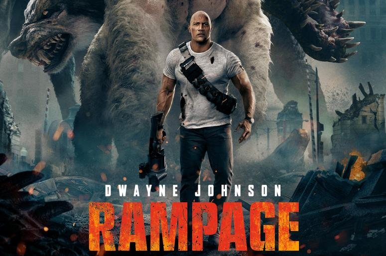 Rampage Full Hindi Dubbed Movie Download Hd 720p 2018 Watch In