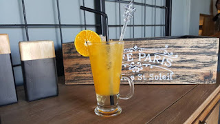 menu minuman de'south bistro jogjakarta