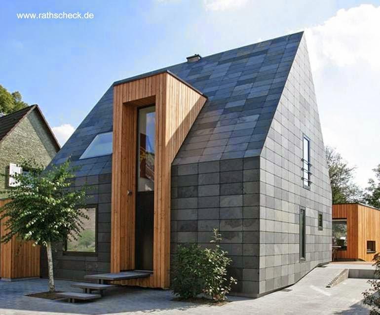 Casa residencial contemporánea alemana