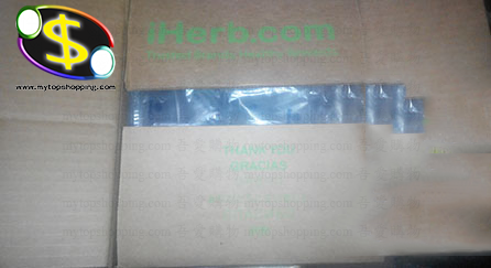 iHerb收到貨品