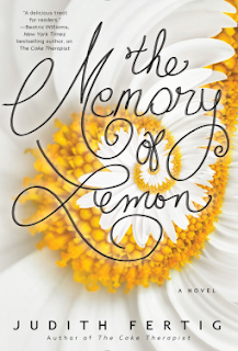 the memory of lemon cover