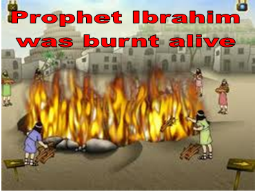 The king was very cruel and he wanted the peope to worship him (english) The Summary of The story of Prophet Ibrahim Vs King Namrud