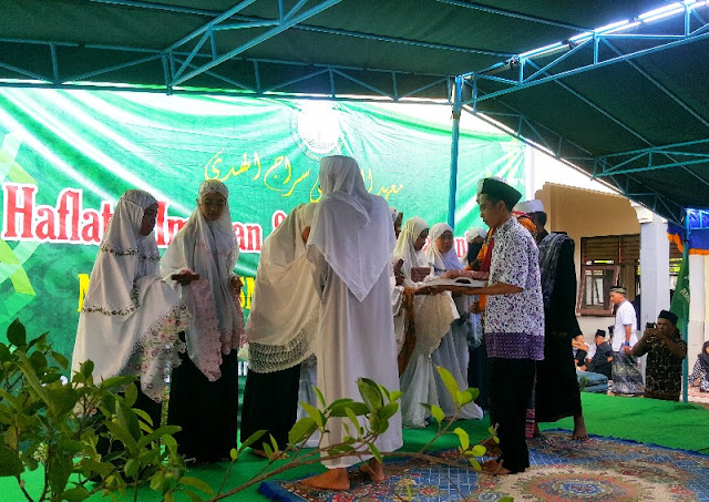 ponpes sirajul huda lombok tengah