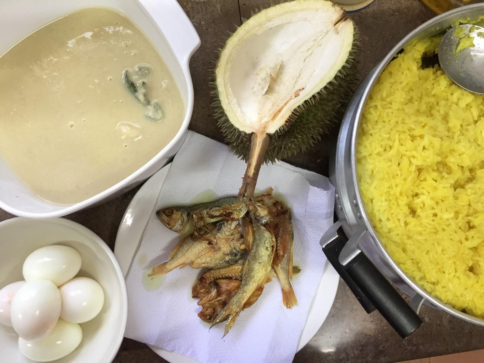 menu hujung minggu, ikan bakar sedap, air asam mudah, makan-makan bersama keluarga, food blogger