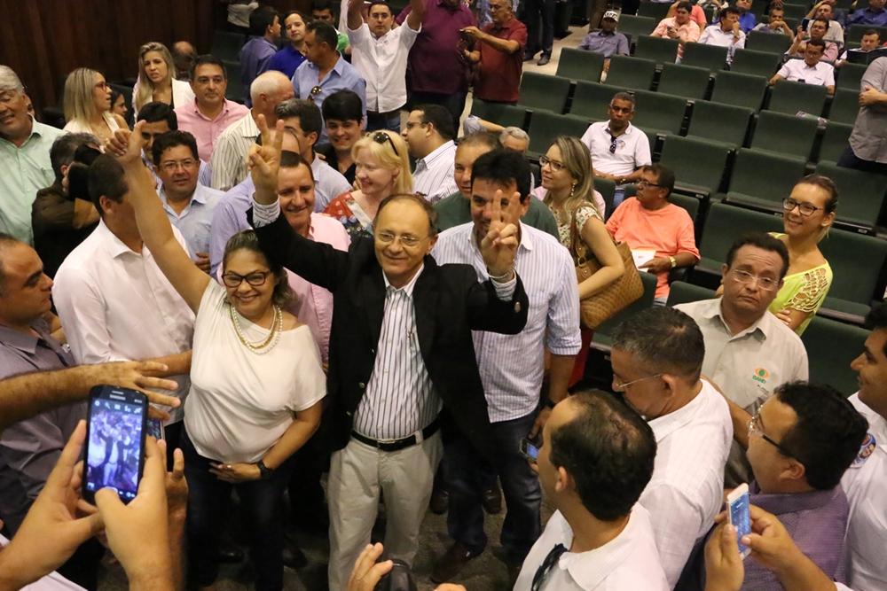 Rosalie Arruda: Benes Leocádio é eleito novo Presidente da FEMURN