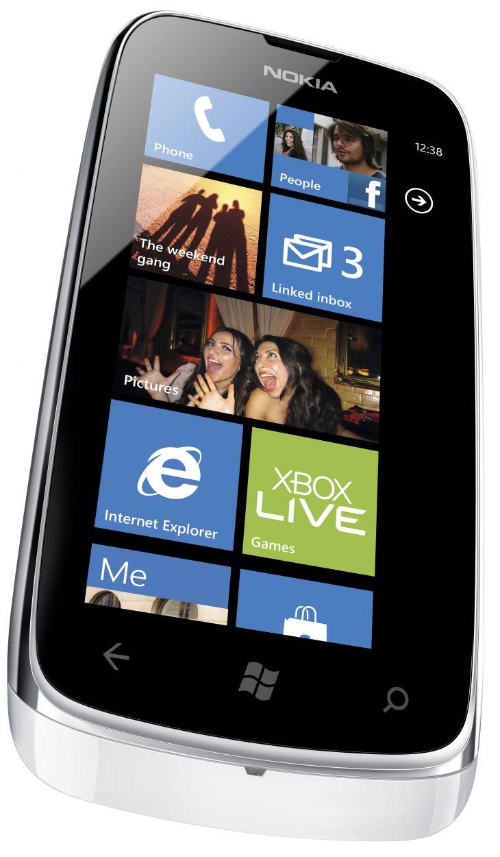 keren lumia 610