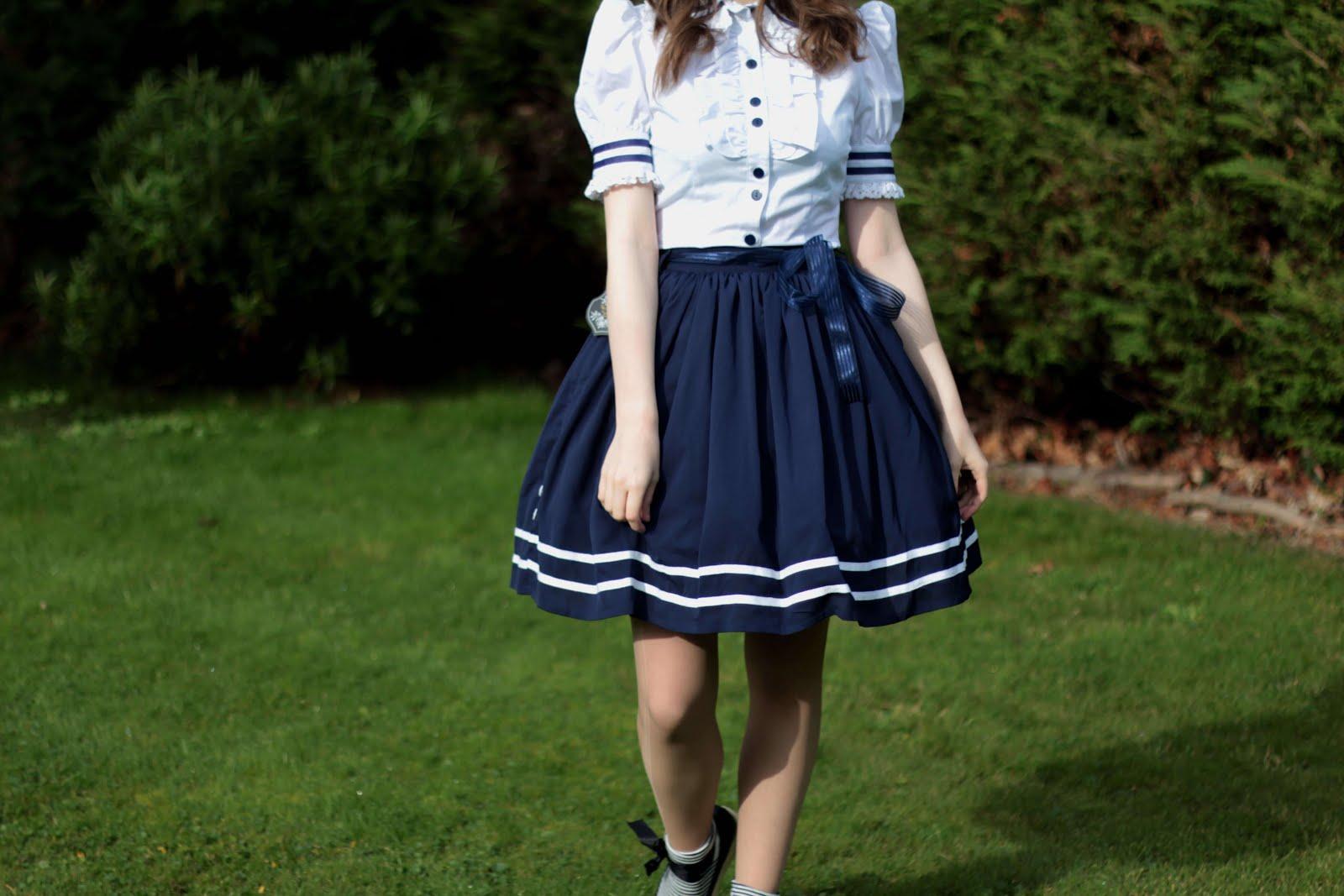 easy sailor lolita coordinate