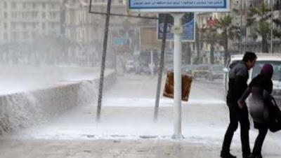 الأرصاد تحذر المواطنين بشده وتؤكد أمطار غزيرة وسيول على المحافظات التالية لمدة 72 ساعة