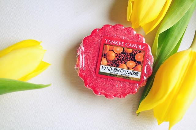Yankee Candle | Mandarin Cranberry