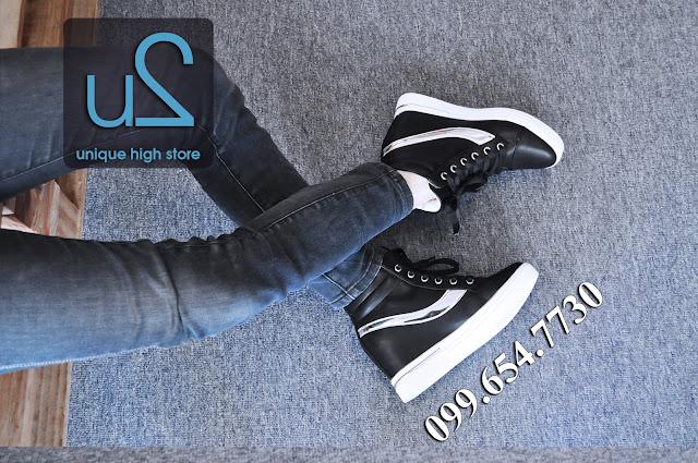 Giày nữ cao cổ GS53-1