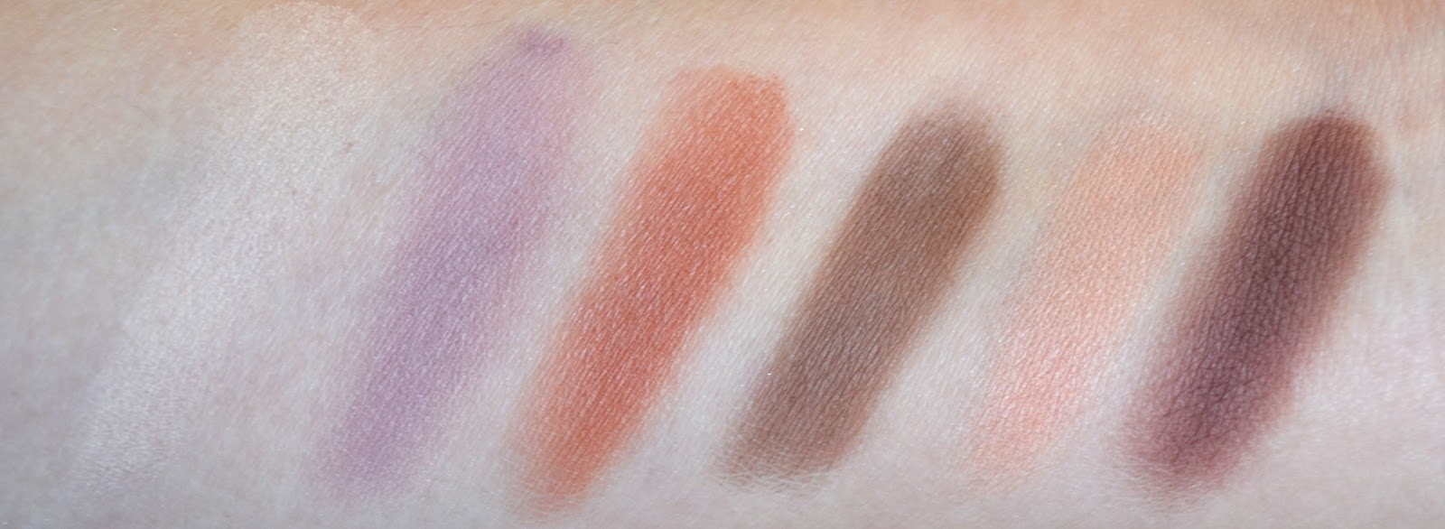 Makeup revolution emily edit swatches
