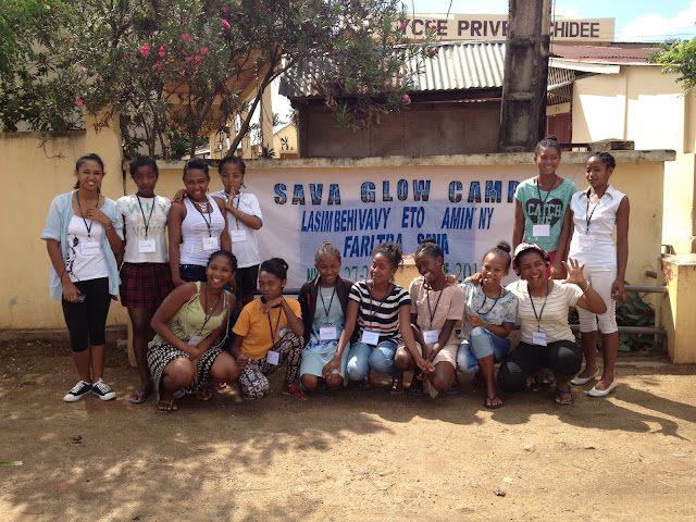 peace corps madagascar glow camp sava